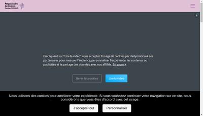 Site internet de Pompes Funebres du Couserans