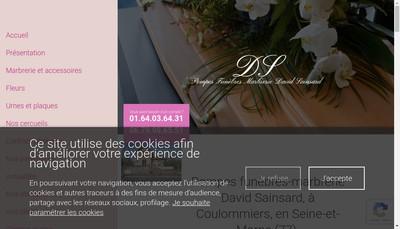 Site internet de Le Conttainer