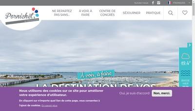 Site internet de Riva