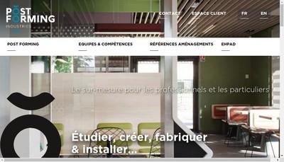 Site internet de SARL Brigand And Co