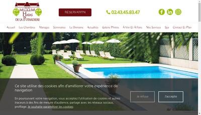 Site internet de Haras de la Potardiere