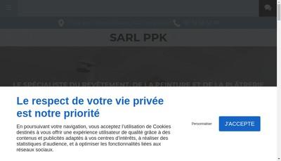 Site internet de PPK