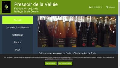Site internet de Juval