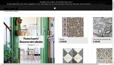 Site internet de Pri-Mat