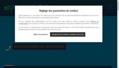 Site internet de Prodeloc