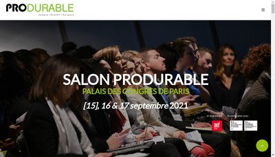 Site internet de Produrable