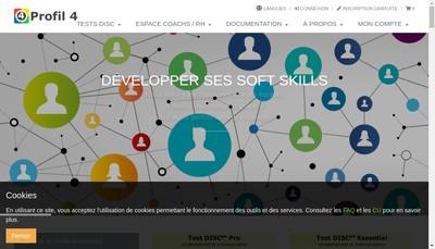 Site internet de Icauda