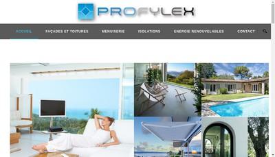Site internet de Profylex la Qualite au Juste Prix