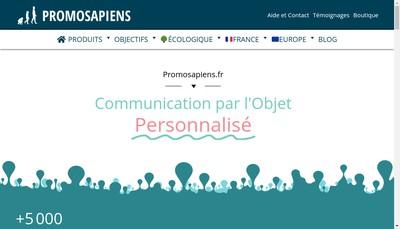 Site internet de Promosapiens
