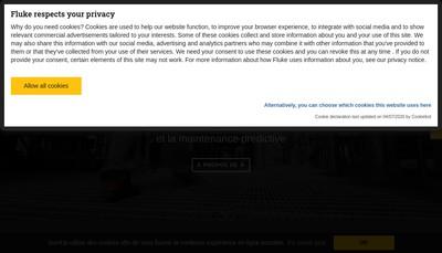 Site internet de Pruftechnik
