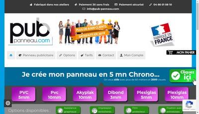 Site internet de E Sycom