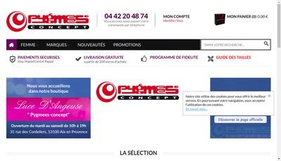 Site internet de Fabre Consulting
