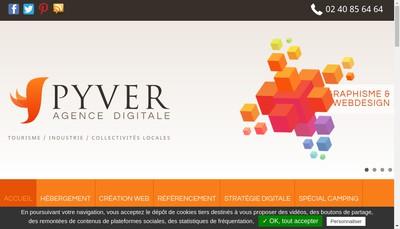 Site internet de Pyver