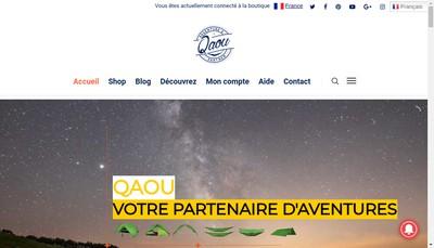 Site internet de Qaou