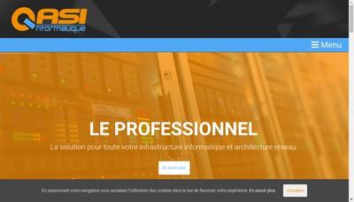 Site internet de Qasi