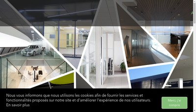 Site internet de Quadratek