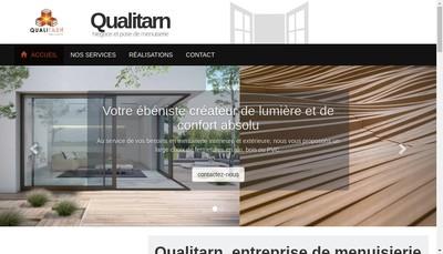 Site internet de Qualitarn