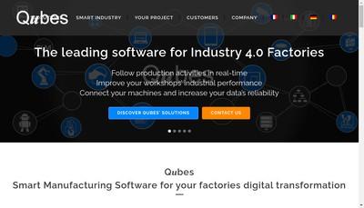 Site internet de Creative It