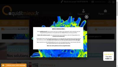 Site internet de Abt