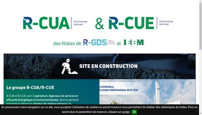 Site internet de R-Cua