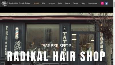 Site internet de Barber'S Beer