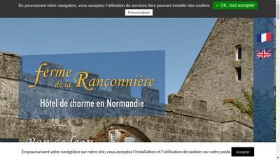Site internet de Le Clos Garden