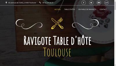 Site internet de Ravigote
