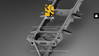 Site internet de Rccm