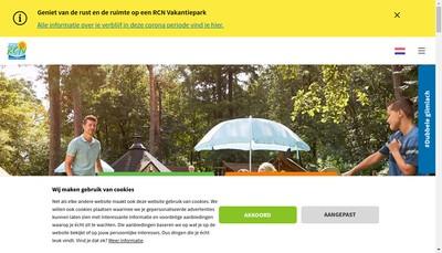 Site internet de Rcn la Ferme du Latois