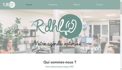 Site internet de RDHL