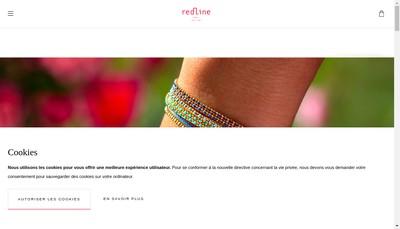 Site internet de Wired Ziping Redlink