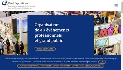 Site internet de Rx France