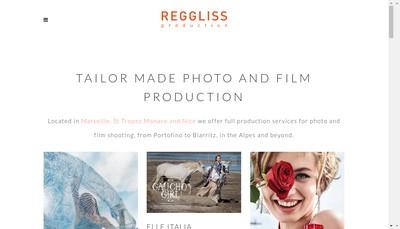 Site internet de Reg'Glisse SARL