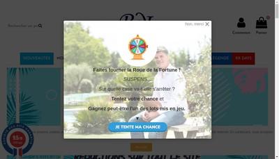 Site internet de Religion Rugby