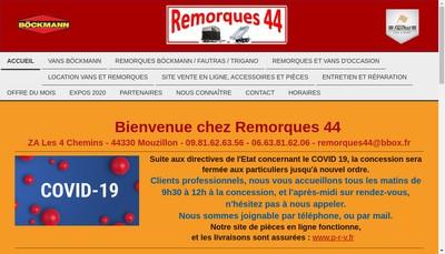Site internet de Le Paradis du Cheval
