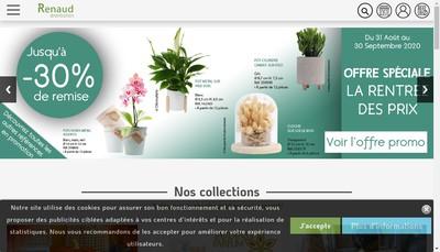 Site internet de Va Distribution