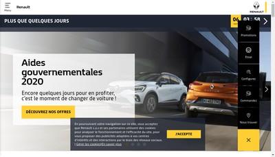 Site internet de SA Fortuna