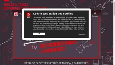 Site internet de Garage de Petri