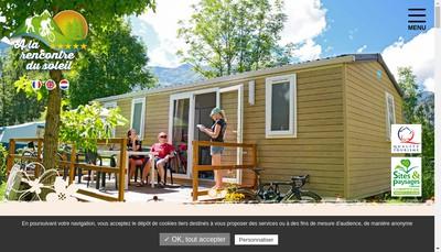 Site internet de Restaurant la Terrasse