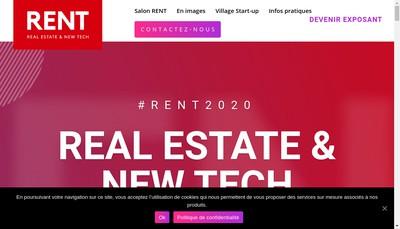 Site internet de Realnewtech