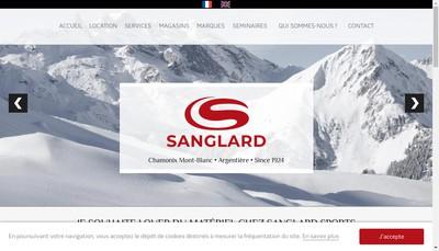 Site internet de Sanglard-Skineig