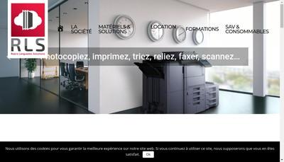 Site internet de Repro Languedoc Roussillon