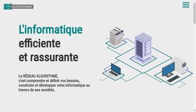 Site internet de Mat'Systeme
