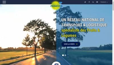 Site internet de Societe Agenaise de Transports et d'Affretements Routiers