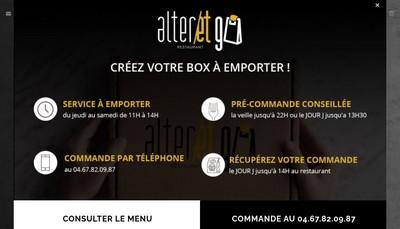 Site internet de Alter Ego