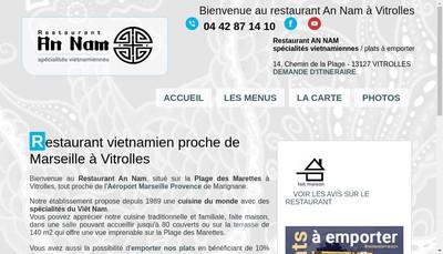 Site internet de An Nam