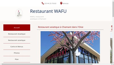 Site internet de Wafu