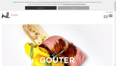 Site internet de SARL de Lauzun