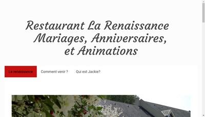 Site internet de La Renaissance