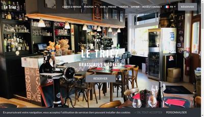 Site internet de Le Triez